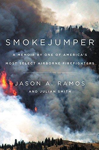 Smokejumper book cover